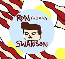 Ron F***ing Swanson by ilonatoth