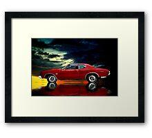 1970 Chevelle Framed Print