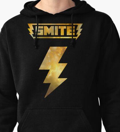 Smite Minimalist Nebula Design Pullover Hoodie
