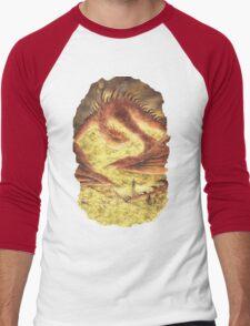 Sleeping Smaug Men's Baseball ¾ T-Shirt