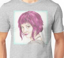 Pink Haired Ramona Unisex T-Shirt