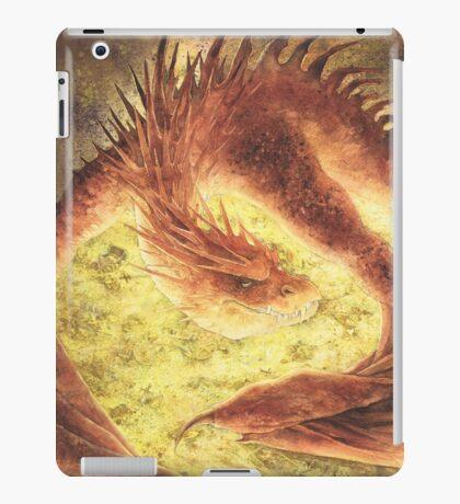 Sleeping Smaug iPad Case/Skin