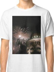 Alumni Weekend Fireworks - Nott Shot Classic T-Shirt