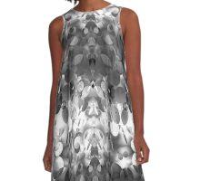 10Black A-Line Dress