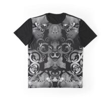 09Black Graphic T-Shirt