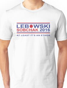Lebowski for Prez Unisex T-Shirt