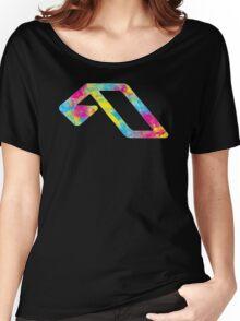 Anjunabeats graffiti Women's Relaxed Fit T-Shirt