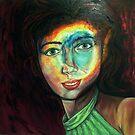 Helix Nebula, The Eye of God by Lidiya