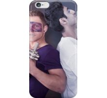 7even Deadly Sins - Pride and Sloth II iPhone Case/Skin