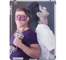 7even Deadly Sins - Pride and Sloth II iPad Case/Skin