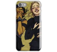Feyre and Amren iPhone Case/Skin