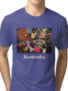 Kandinsky - Composition No. 10 Tri-blend T-Shirt