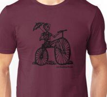 Jose Guadalupe Posada - Bones Biker Unisex T-Shirt