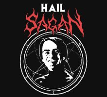 HAIL SAGAN Unisex T-Shirt