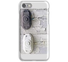 Wire Covers iPhone Case/Skin