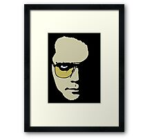 Author. Dreamweaver. Visionary. Plus Actor.  Framed Print
