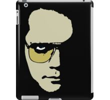 Author. Dreamweaver. Visionary. Plus Actor.  iPad Case/Skin