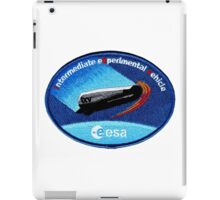 Intermediate eXperimental Vehicle (IXV) Logo iPad Case/Skin