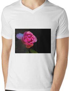 Petals Mens V-Neck T-Shirt