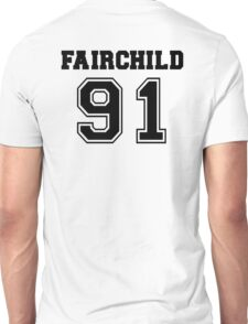 FAIRCHILD 91 - The Mortal Instruments - Shadowhunters Unisex T-Shirt