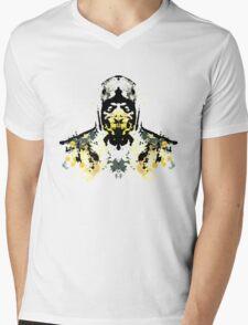 Rorschach Scorpion (MKX Version) Mens V-Neck T-Shirt