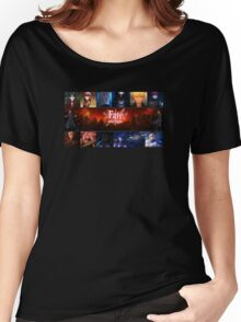 Fate Stay Night Women's Relaxed Fit T-Shirt