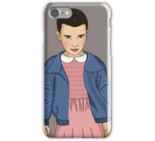 Eleven Stranger Things iPhone Case/Skin