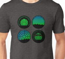 Wicked | Set Circles Unisex T-Shirt