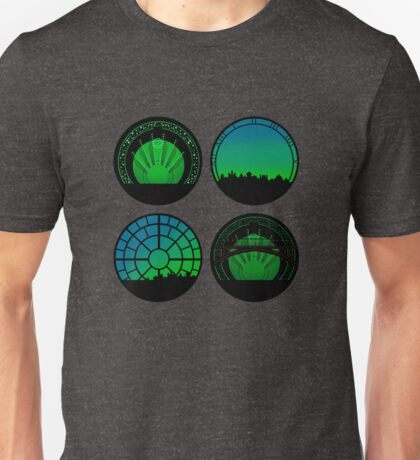 Wicked | Set Circles Unisex T-Shirt