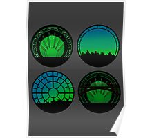 Wicked   Set Circles Poster