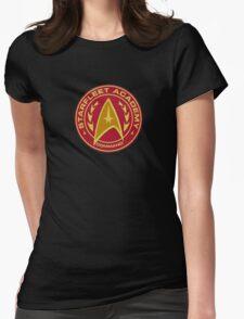 Star Trek - Starfleet Academy Command Crest Womens Fitted T-Shirt