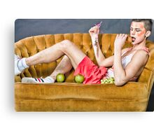 7even Deadly Sins - Gluttony II Canvas Print