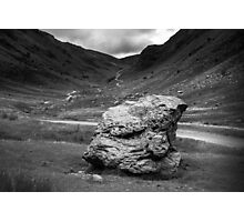Honister Pass Lake District UK Photographic Print