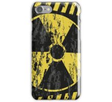 Radioactive Road Rash iPhone Case/Skin