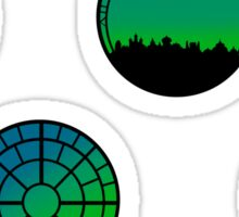 Wicked | Set Circles Sticker