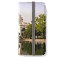 Victoria Memorial iPhone Wallet/Case/Skin