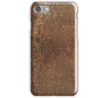 Vintage Pictorial Map of Toronto Canada (1876) iPhone Case/Skin