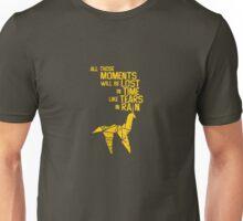 blade runner tears in the rain Unisex T-Shirt