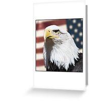 Patriot - Print Greeting Card