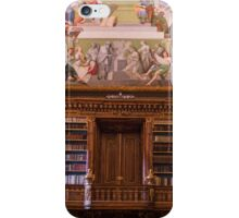 Strahov Monastery Library iPhone Case/Skin
