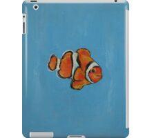Clownfish iPad Case/Skin