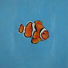 Clownfish by Michael Creese