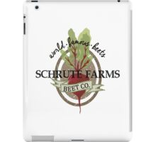 Schrute Farms - The Office iPad Case/Skin