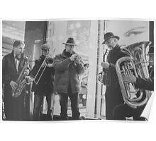 Smooth Jazz Poster