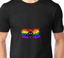 Space inv(gay)ders Unisex T-Shirt