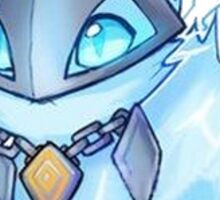 Kitty Xerath Sticker