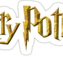 Harry Pothead Sticker