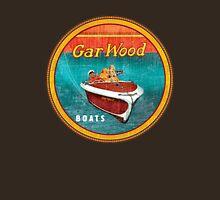 Gar Wood vintage wooden boats USA Classic T-Shirt