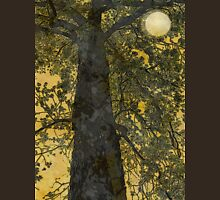 Pecan Tree and Moon Unisex T-Shirt