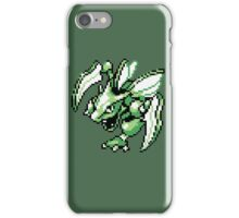 Scyther - Pokemon Red & Blue iPhone Case/Skin